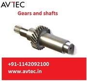 A Brief Discussion on the Gears and Shafts